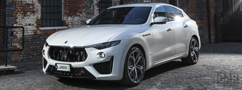 Cars wallpapers Maserati Levante S Q4 GranSport - 2018 - Car wallpapers