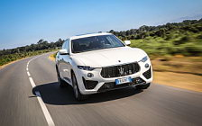 Cars wallpapers Maserati Levante S Q4 GranSport - 2018