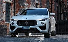 Cars wallpapers Maserati Levante S Q4 GranSport - 2018