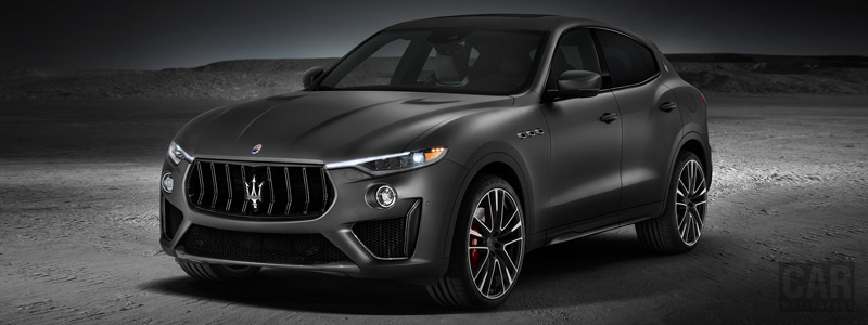 Cars wallpapers Maserati Levante Trofeo - 2018 - Car wallpapers