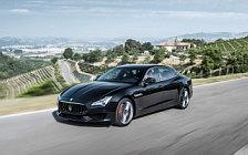 Cars wallpapers Maserati Quattroporte GTS GranSport - 2017