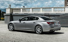 Cars wallpapers Maserati Quattroporte S Q4 GranLusso - 2017