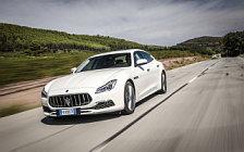Cars wallpapers Maserati Quattroporte Diesel GranLusso - 2018