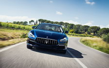 Cars wallpapers Maserati Quattroporte GranLusso & GranSport - 2018