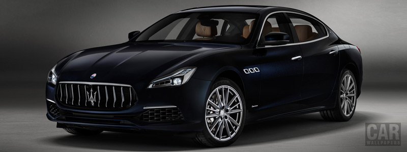 Cars wallpapers Maserati Quattroporte S Q4 GranLusso - 2018 - Car wallpapers
