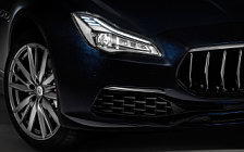 Cars wallpapers Maserati Quattroporte S Q4 GranLusso - 2018