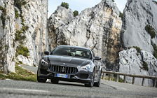 Cars wallpapers Maserati Quattroporte S Q4 GranSport - 2018