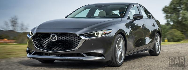 Cars wallpapers Mazda 3 Sedan US-spec - 2019 - Car wallpapers