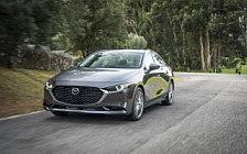 Cars wallpapers Mazda 3 Sedan US-spec - 2019