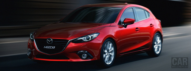 Cars wallpapers Mazda 3 Hatchback - 2013 - Car wallpapers