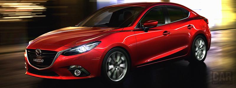Cars wallpapers Mazda 3 Sedan - 2013 - Car wallpapers