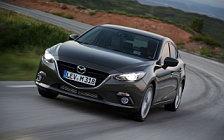 Cars wallpapers Mazda 3 Sedan - 2013