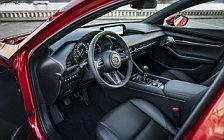 Cars wallpapers Mazda 3 Hatchback (Soul Red Crystal) - 2019
