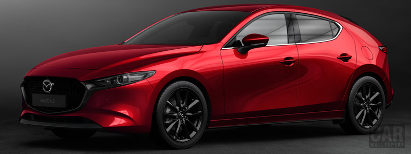 Cars wallpapers Mazda 3 Hatchback - 2019 - Car wallpapers