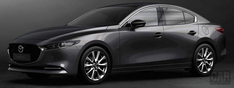 Cars wallpapers Mazda 3 Sedan - 2019 - Car wallpapers