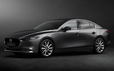 Cars wallpapers Mazda 3 Sedan - 2019