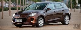 Mazda 3 Hatchback - 2011