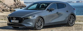 Mazda 3 Hatchback (Polymetal Grey Metallic) - 2019