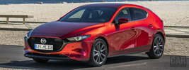 Mazda 3 Hatchback (Soul Red Crystal)