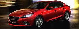 Mazda 3 Sedan - 2013