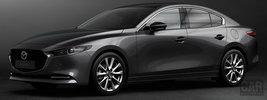 Mazda 3 Sedan - 2019