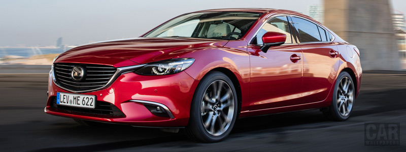 Cars wallpapers Mazda 6 Sedan - 2017 - Car wallpapers
