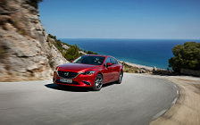 Cars wallpapers Mazda 6 Sedan - 2017