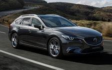 Cars wallpapers Mazda 6 Wagon - 2017