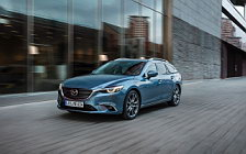 Cars wallpapers Mazda 6 Wagon - 2017