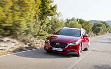 Cars wallpapers Mazda 6 Wagon - 2018