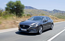 Cars wallpapers Mazda 6 - 2018
