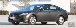 Mazda 6 Hatchback - 2010