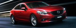 Mazda 6 Sedan - 2012