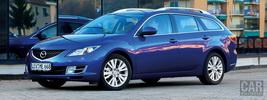 Mazda 6 Wagon - 2008