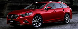 Mazda 6 Wagon - 2012