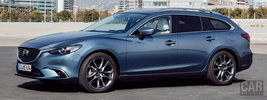 Mazda 6 Wagon - 2017