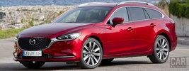 Mazda 6 Wagon - 2018
