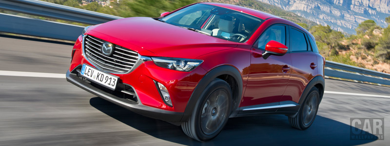 Cars wallpapers Mazda CX-3 AWD - 2015 - Car wallpapers
