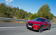 Cars wallpapers Mazda CX-3 AWD - 2015