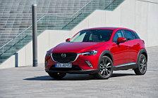 Cars wallpapers Mazda CX-3 AWD - 2015