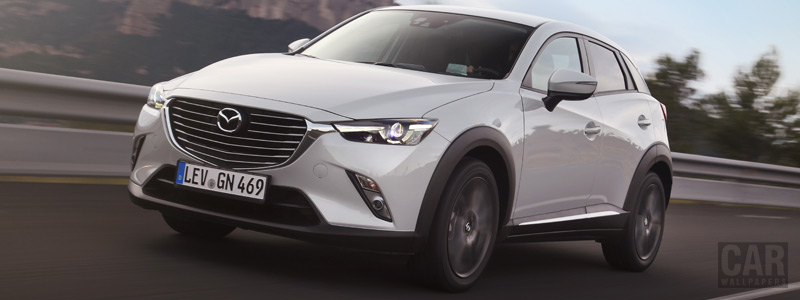 Cars wallpapers Mazda CX-3 - 2015 - Car wallpapers