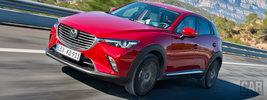 Mazda CX-3 AWD - 2015
